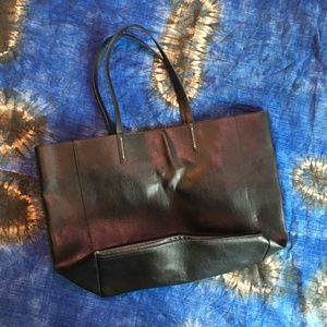 Large Gap Tote, Black